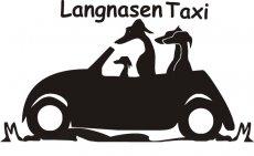 Langnasen Taxi 4 mit Gras